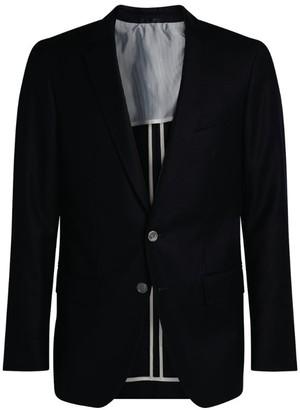 HUGO BOSS Wool-Rich Flannel Blazer