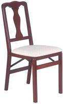 Stakmore Queen Anne Style Folding Chairs