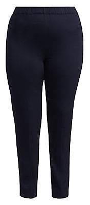Marina Rinaldi Marina Rinaldi, Plus Size Women's Straight-Leg Pants