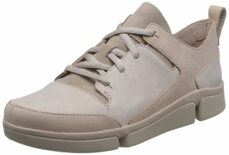 Clarks Tri Turn Womens Low-Top Sneakers