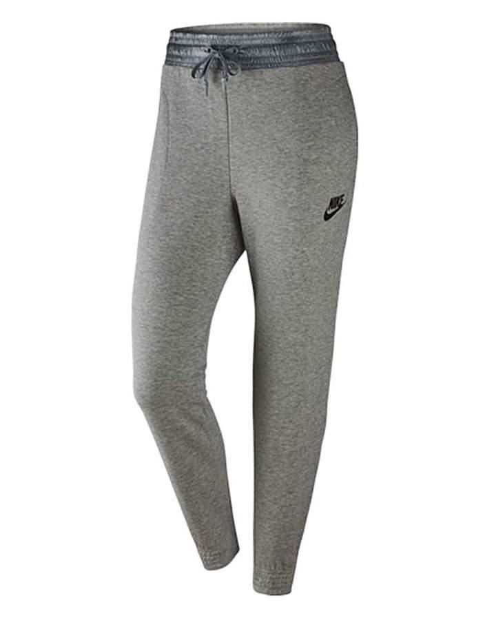 00b59b59305c6c Grey Nike Sweat Pants - ShopStyle UK