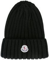 Moncler Logo Print Hat