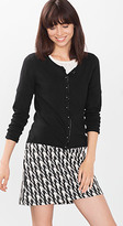 Esprit Fine-knit cardigan with buttons