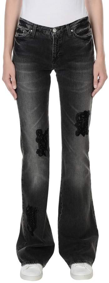 Versace Denim pants - Item 42686191VT