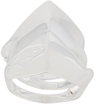 Vivienne Westwood Orb armour ring