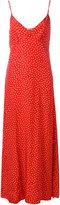 P.A.R.O.S.H. polka dot dress - women - Silk - S