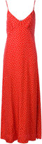 P.A.R.O.S.H. polka dot dress - women - Silk - XS