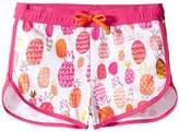 Hatley Tropical Pineapple Swim Shorts (Toddler/Little Kids/Big Kids)