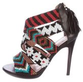 Pencey Caius Beaded Sandals
