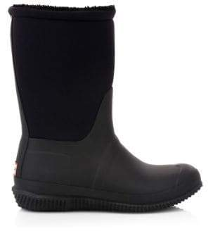 Hunter Faux Sherpa Boots
