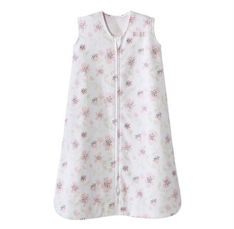 Halo Innovations Halo Sleepsack Wearable Blanket - 0.5 TOG Wildflower Blush 12 to 18 Months