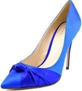 Nicole Miller Jeffrey Women US 6 Blue Heels