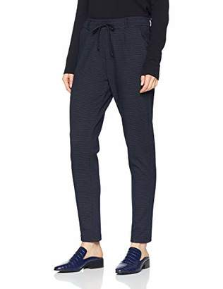 Tom Tailor NOS) Women's Jersey Loose Fit Hose Trouser,(Size: 34)