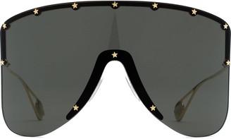 Gucci Star Mask Sunglasses