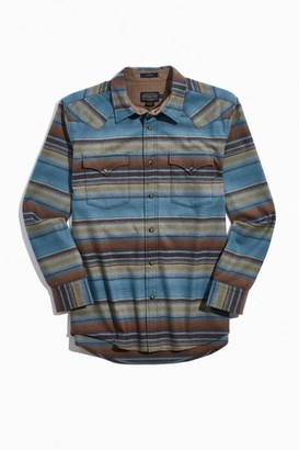 Pendleton Canyon Plaid Long Sleeve Shirt