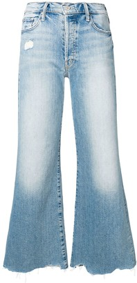 Mother wide-leg jeans