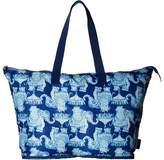 Lilly Pulitzer Getaway Packable Tote Tote Handbags