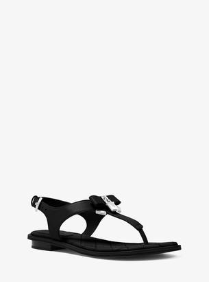 MICHAEL Michael Kors Alice Leather Sandal