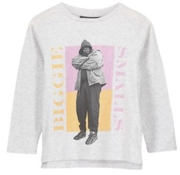 Cotton On Little Girl's Lux Long Sleeve Tee