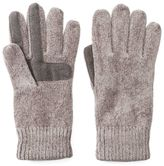 Isotoner Women's Chenille Tech Gloves
