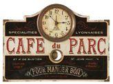 Café Du Parc Clock