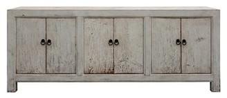 "Gracie Oaks Natsuko 87"" Wide Wood Sideboard"