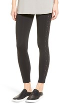 David Lerner Women's Lattice Leggings
