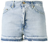 Dondup denim shorts - women - Cotton - 25