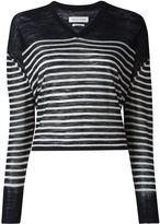 Etoile Isabel Marant 'Daphne' jumper - women - Linen/Flax/Acetate - 36