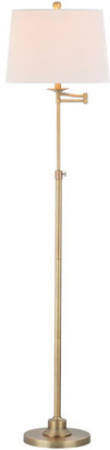 "Safavieh Nadia 64.25"" High Adjustable Floor Lamp"