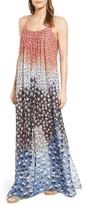 Nic+Zoe Women's Mix Print Maxi Dress