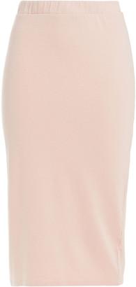 Stateside Stretch-cotton Jersey Skirt