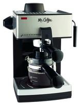 Mr. Coffee Steam Espresso & Cappuccino Maker - ECM160-NP