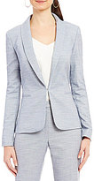 Antonio Melani Vincent Textured Suiting Jacket