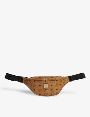 MCM Visetos print belt bag