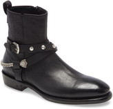 John Varvatos Heritage Zip Boot
