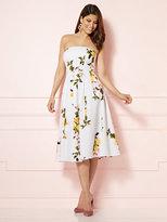 New York & Co. Eva Mendes Collection - Del Mar Strapless Dress - White