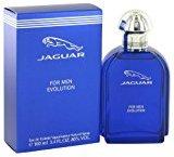 Jaguar Evolution by Men's Eau De Toilette Spray 3.4 oz - 100% Authentic