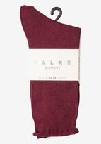 Toast Soft Marl Falke Socks