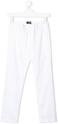 Il Gufo Slim Fit Trousers