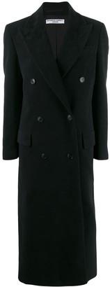 Katharine Hamnett Simona double-breasted moleskin coat