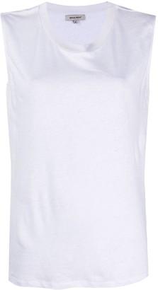Woolrich Sleeveless Vest Top