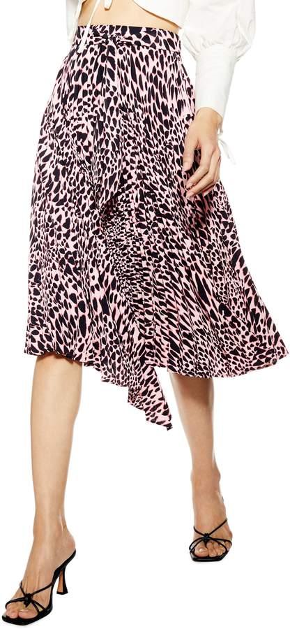 6f51c43b44e1 Topshop Pink Skirts - ShopStyle