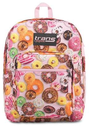 "JanSport Trans by 17"" Supermax Backpack - Donuts"