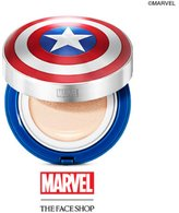 The Face Shop Anti-Darkening Cushion Foundation_Marvel Collaboration