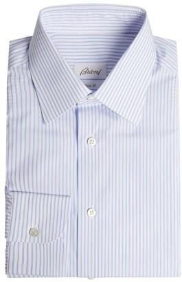 Brioni Striped Formal Shirt
