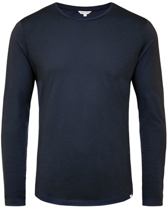 Orlebar Brown OB-T Long-Sleeve Cotton T-Shirt