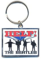 The Beatles Keyring Keychain Help! Album new Official
