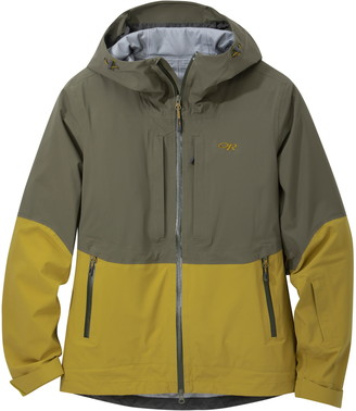 Outdoor Research Women's Carbide Pertex Shield Waterproof Snow Jacket