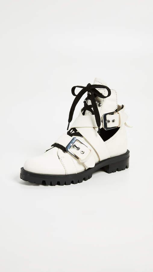 Dolce Vita Preia Combat Boots